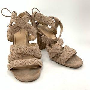 Bcbgeneration ankle strap heels